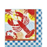 Seafood Fest Lunch Napkins, 16-pk