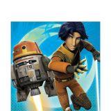 Star Wars Rebels Lunch Napkins, 16-pk