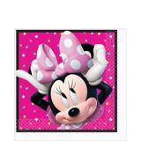 Serviettes de table Minnie Mouse, paq. 16
