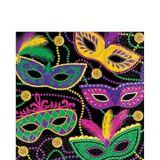 Masquerade Mardi Gras Lunch Napkins, 16-pk | Amscannull