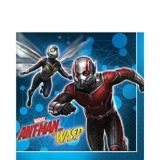 Ant-Man and the Wasp Lunch Napkins, 16-pk