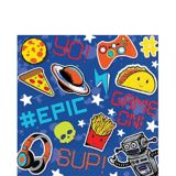 Epic Party Lunch Napkins, 16-pk | Amscannull
