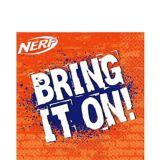 Nerf Lunch Napkins, 16-pk