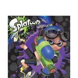 Splatoon Lunch Napkins, 16-pk | Nintendonull
