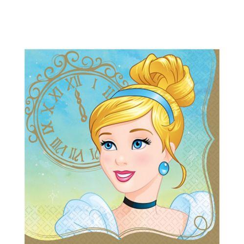 Princess Cinderella Lunch Napkins, 16-pk