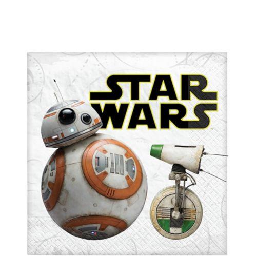 Star Wars 9: The Rise of Skywalker Lunch Napkins, 16-pk