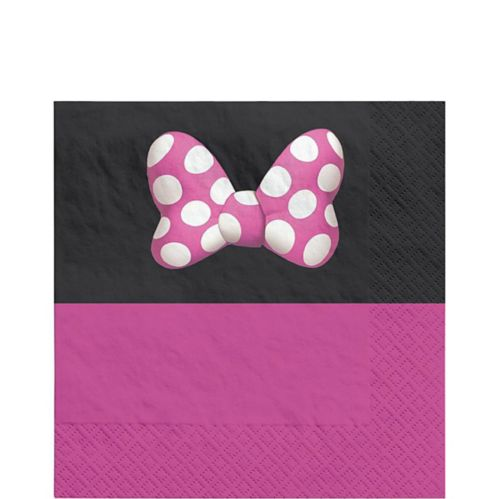 Serviettes de table Minnie Mouse Forever, paq. 16