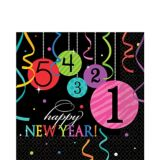 Wild New Year's Lunch Napkins, 16-pk