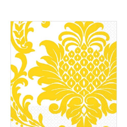 Damask Lunch Napkins