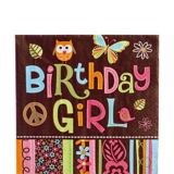 Hippie Chick Lunch Napkins, 16-pk