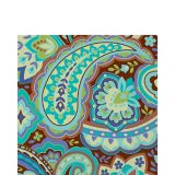 Cool Paisley Lunch Napkins