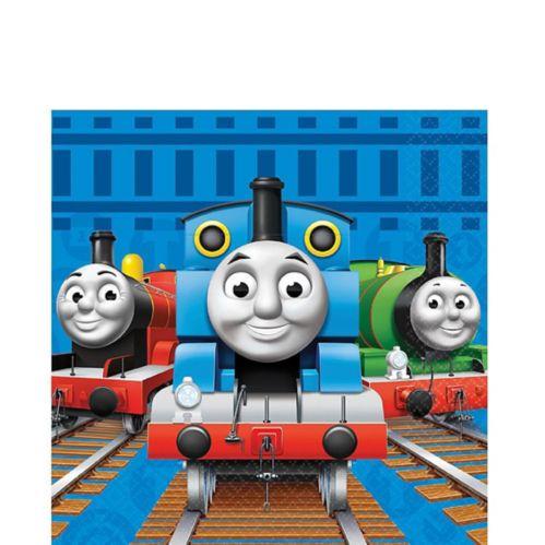 Serviettes de table Thomas le petit train, paq. 16