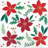 Christmas Wish Dinner Napkins, 16-pk