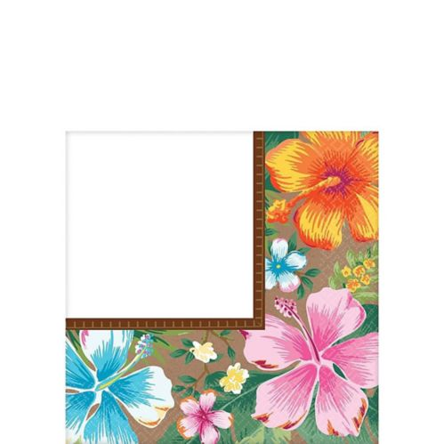 Serviettes de table pour boisson de l'Hibiscus clayi, paq. 36 Image de l'article