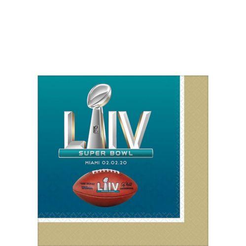Super Bowl Beverage Napkins, 36-pk Product image