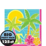 Summer Scene Lunch Napkins, 125-pk