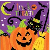Witch's Crew Lunch Napkins, 36-pk