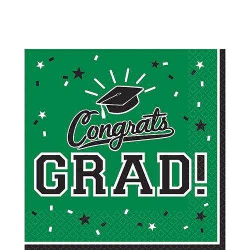 Serviettes de table Congrats Grad, paq. 36 Image de l'article