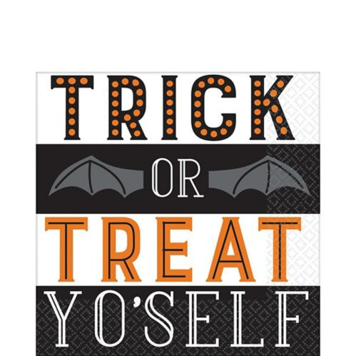 Hallows' Eve Lunch Napkins, 36-pk