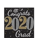 Well Done Class of 2020 Lunch Napkins, 36-pk