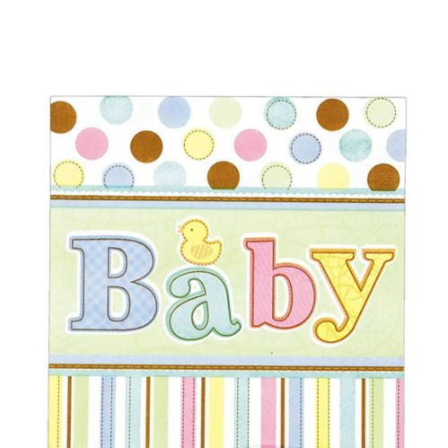 Baby Lunch Napkins, 36-pk