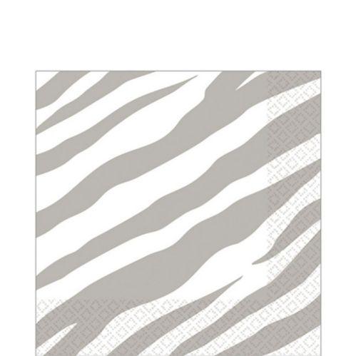 Pearl Zebra Napkins Product image