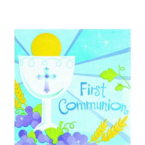Kids' 1st Communion Lunch Napkins, 36-pk