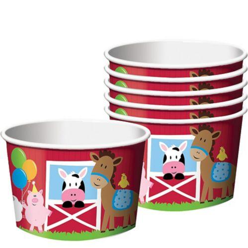 Farmhouse Fun Treat Cups, 6-pk