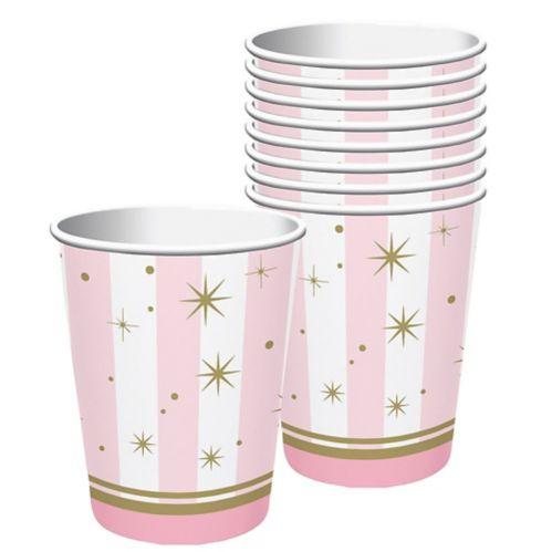 Ballerina Paper Cups, 8-pk