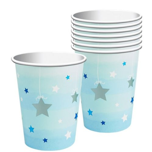 One Little Star Cups, 8-pk