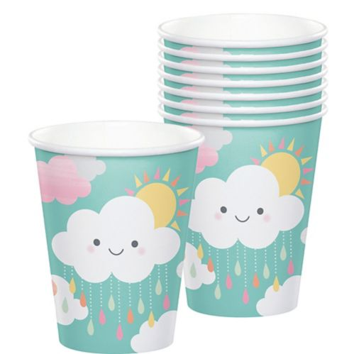 Happy Clouds Cups, 8-pk
