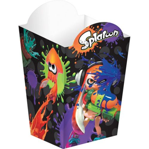 Splatoon Popcorn Boxes, 8-pk Product image