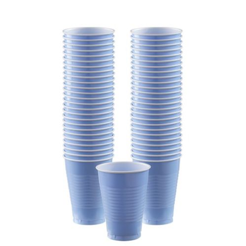 Big Party Pack Plastic Cups 12oz 50pack Product image