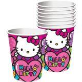 Gobelets Hello Kitty arc-en-ciel, paq. 8 | Disneynull
