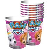 Pink PAW Patrol Cups, 8-pk | Nickelodeonnull