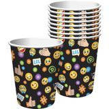 Smiley Cups, 8-pk