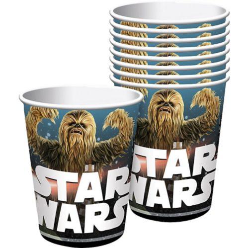 Star Wars Cups, 8-pk