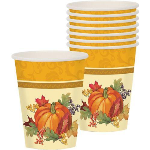 Bountiful Holiday Cups, 8-pk