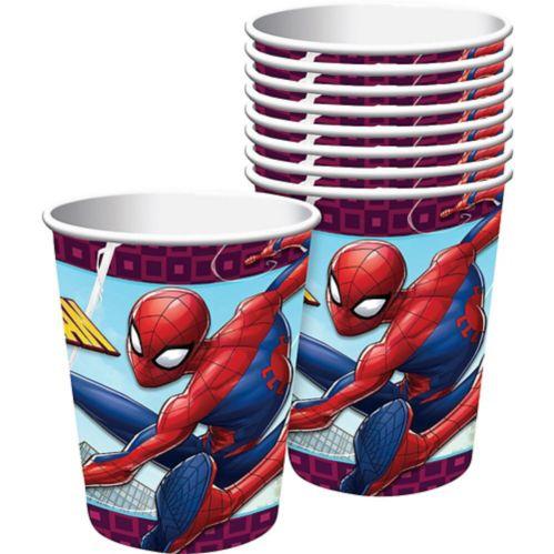 Gobelets Spider-Man Webbed Wonder, paq. 8