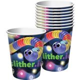 Slither.io Cups, 8-pk | Amscannull