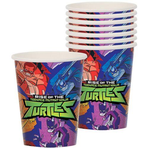 Gobelets Le Destin des Tortues Ninja, paq. 8 Image de l'article