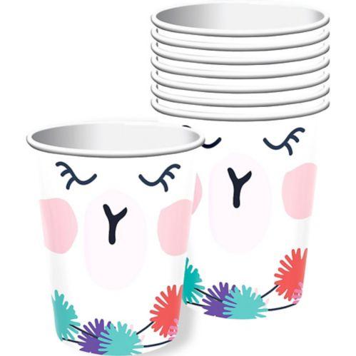 Llama Fun Cups, 8-pk Product image