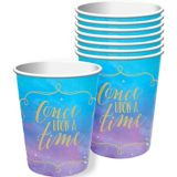 Disney Once Upon a Time Cups, 8-pk | Disneynull