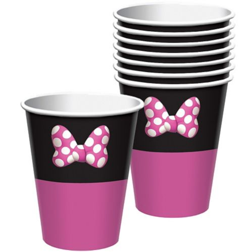 Minnie Mouse Forever Cups, 8-pk