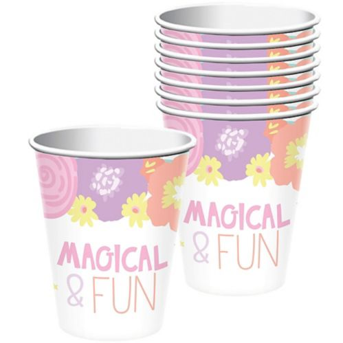 Unicorn Party Cups, 8-pk Product image