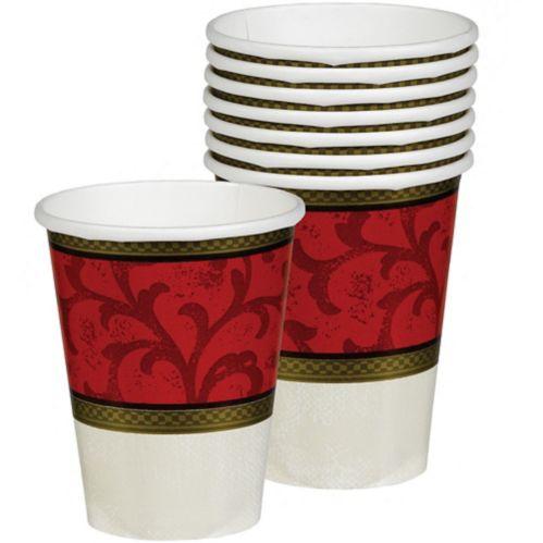 Classic Christmas Tree Cups, 8-pk