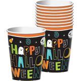 Happy Halloween Cups, 50-pk