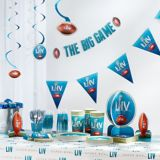 Super Bowl Plastic Cups, 25-pk | Amscannull