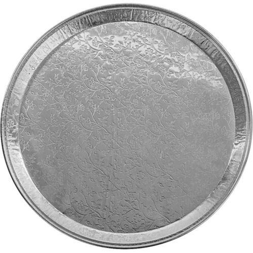 Plateau rond en aluminium, 16 po Image de l'article
