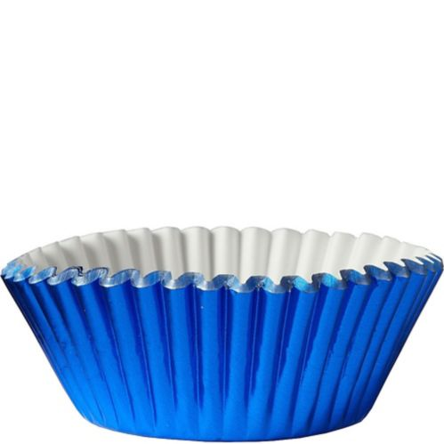Royal Blue Baking Cups, 24-ct Product image